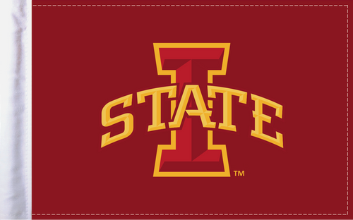 "Iowa State Cyclones 6""x9"" Motorcycle Flag"