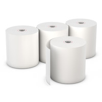 "Choice™  3 1/8"" x 230' Thermal Rolls, 50"