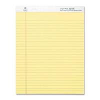 Legal Pads, Letter-Size, 12pk