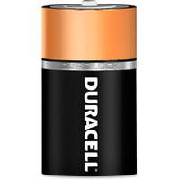 D Batteries, 2pk