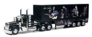 Kenworth W900 Elvis Presley The Wertheimer Semi Truck & Trailer 1/32 Scale By Newray 10473