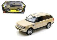 Land Rover Range Rover Sport SUV Truck 1/18 Scale Diecast Car Model By Bburago 12069