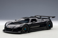 Gumpert Apollo Matt Black 1/18 Scale Diecast Car Model By AUTOart 71301
