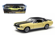 1967 Ford Mustang Ski Country Special 1/18 Scale Diecast Car Model By Greenlight 12925