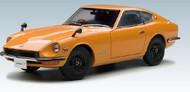AUTOart 1/18 Scale NISSAN FAIRLADY Z432 ORANGE Diecast Car Model 77436