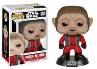 Funko Disney Star Wars Force Awakens 7 NIEN NUNB Pop Vinyl Figure