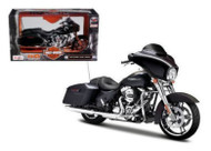 2015 Harley Davidson Street Glide Special Motorcycle 1/12 Scale By Maisto 32328