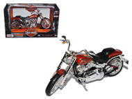 2014 Harley Davidson CVO Breakout Bike Motorcycle 1/12 Scale By Maisto 32327