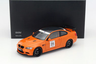 BMW M3 GTS 25 Years Anniversary Fire Orange 1/18 Scale Diecast Car Model By Kyoho 08739