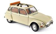 Norev 1/18 Scale 1970 Citroen Dyane 6 Diecast Car Model 181620
