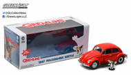 1967 VW Volkswagen Beetle Bug Gremlins Figure 1/24 Scale Diecast Car Model By Greenlight 18231