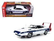 1969 Dodge Charger Daytona Car Culture Edition 1/18 Scale Diecast Car Model By Auto World AMM1091