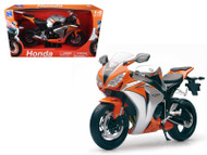 2010 Honda CBR 1000RR Motorcycle 1/6 Scale Diecast Model By NewRay 49293