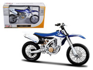 Yamaha YZ450F Motorcycle Model 1/12 Scale By Maisto 13021
