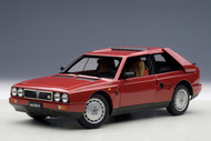 Lancia Delta S4 Red 1/18 Scale Diecast Car Model By AUTOart 74771