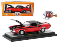 1970 Dodge Challenger T/A Detroit Muscle 1/24 Scale Diecast Car Model By M2 Machines 40300-53A