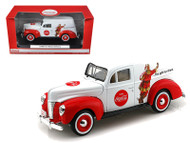 1940 Ford Sedan Delivery Holiday Panel Van Coke Coca Cola The Gift of Thirst 1/24 Scale Diecast Car Model By Motorcity Classics 439695