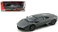 Lamborghini Reventon Grey 1/24 Scale Diecast Car Model By Motor Max 73364