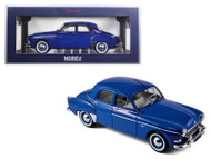 1959 Renault Fregate Capri Blue 1/18 Scale Diecast Car Model By Norev 185280
