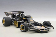 Lotus 72E 1973 Ronnie Peterson #2 With Driver Figure In Cockpit 1/18 Scale By AUTOart 87330