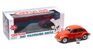 1967 Volkswagen Beetle Bug Gremlins With Gizmo Figure 1/18 Scale Diecast Car Model By Greenlight 12985