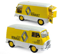 1972 Renault Estafette Assistance Renault 1/18 Scale Diecast Car Model By Norev 185168
