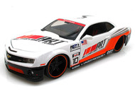 2010 Chevrolet Camaro SS RS White 1/24 Scale Diecast Car Model By Maisto 31359