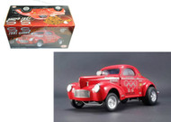 1941 Gasser S & S Limited To 828 Pieces 1/18 Scale Diecast Car Model By ACME A 1800908