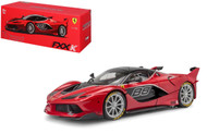 Ferrari FXX K Red Signature Series 1/18 Scale Diecast Car Model Bburago 16907