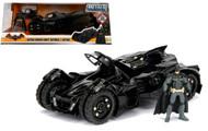 Arkham Knight Batmobile & Diecast Batman Figure 1/24 Model Car By Jada 98037