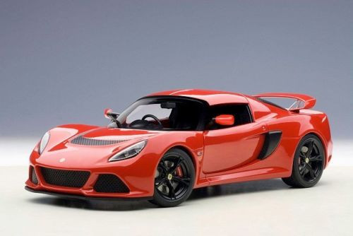 Lotus Exige S Red 1/18 Scale Diecast Car Model By AUTOart 75381