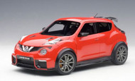 Nissan Juke R 2.0 Red 1/18 Scale Diecast Car Model By AUTOart 77457