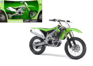2012 Kawasaki KX 450F Dirt Bike Motorcycle 1/6 Scale By Newray 49403