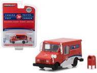 Canada Post LLV With Mailbox Hobby 1/64 Scale  By Greenlight 29889