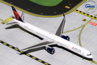 DELTA AIRLINES BOEING B757-300 WINGLETS N581NW 1/400 SCALE DIECAST MODEL BY GEMINI JETS GJDAL1739