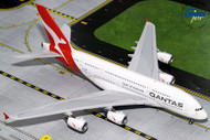 QANTAS AIRBUS A380 NEW LIVERY VH-OQF 1/200 SCALE DIECAST MODEL BY GEMINI JETS G2QFA748