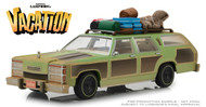 1979 Family Truckster Wagon Queen Rooftop Luggage National Lampoons Vacation 1/18 Scale By Greenlight 19048