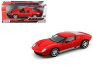 Lamborghini Miura Concept Red 1/24 Scale Diecast Car Model By Motor Max 73367