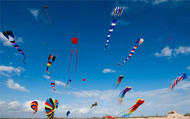 Valentine's Day Weekend - Kite Flying Events - 2/12 - 2/14