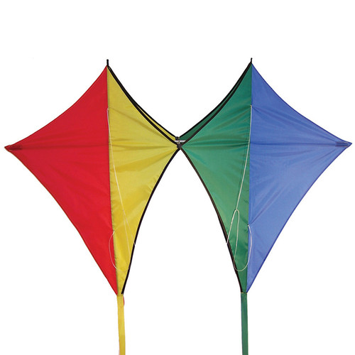 3D Dancing Diamonds Kite