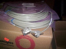 Lucent 109068361 Alarm Cable Assembly In/Out LCCAB-1 F-AA-NC 50', New