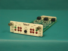 Telect 301615 Alarm Module for 009-8004-0100 Fuse Panel, Used