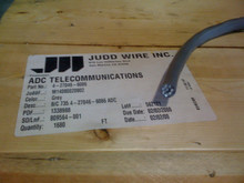 ADC 3AC-8BB / Judd M14080020802 Wire 735 Coax 8 Pack 26 AWG Per FT