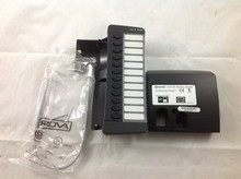Mitel 50002822 / 5412 PKM 12 Key Unit, Missing Mod Cover, Screws, Cable