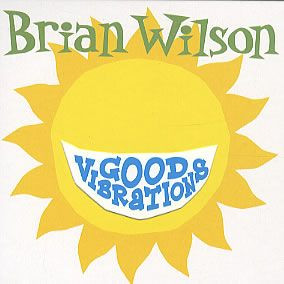 "BRIAN WILSON - Good Vibrations (5"" CD SINGLE)"