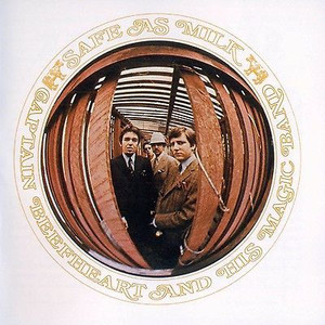CAPTAIN BEEFHEART & MAGIC BAND Safe As Milk 2x LP Vinyl
