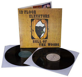 13TH FLOOR ELEVATORS Bull of The Woods 2x LP Vinyl