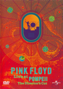 PINK FLOYD Live At Pompeii Director's Cut DVD