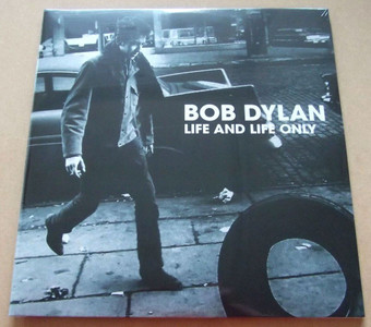 BOB DYLAN Life And Life Only UK 180g vinyl 2LP radio & TV 1961-65 SEALED / NEW