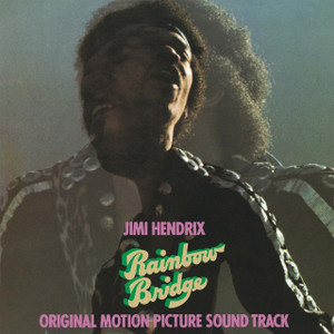 JIMI HENDRIX Rainbow Bridge Vinyl LP